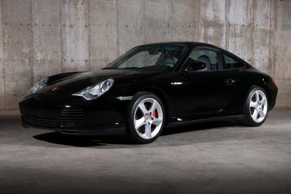 Used 2004 Porsche 911 Carrera 4S | Glen Cove, NY