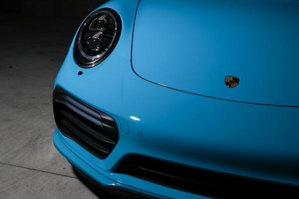 Used 2018 Porsche 911 Turbo S | Glen Cove, NY