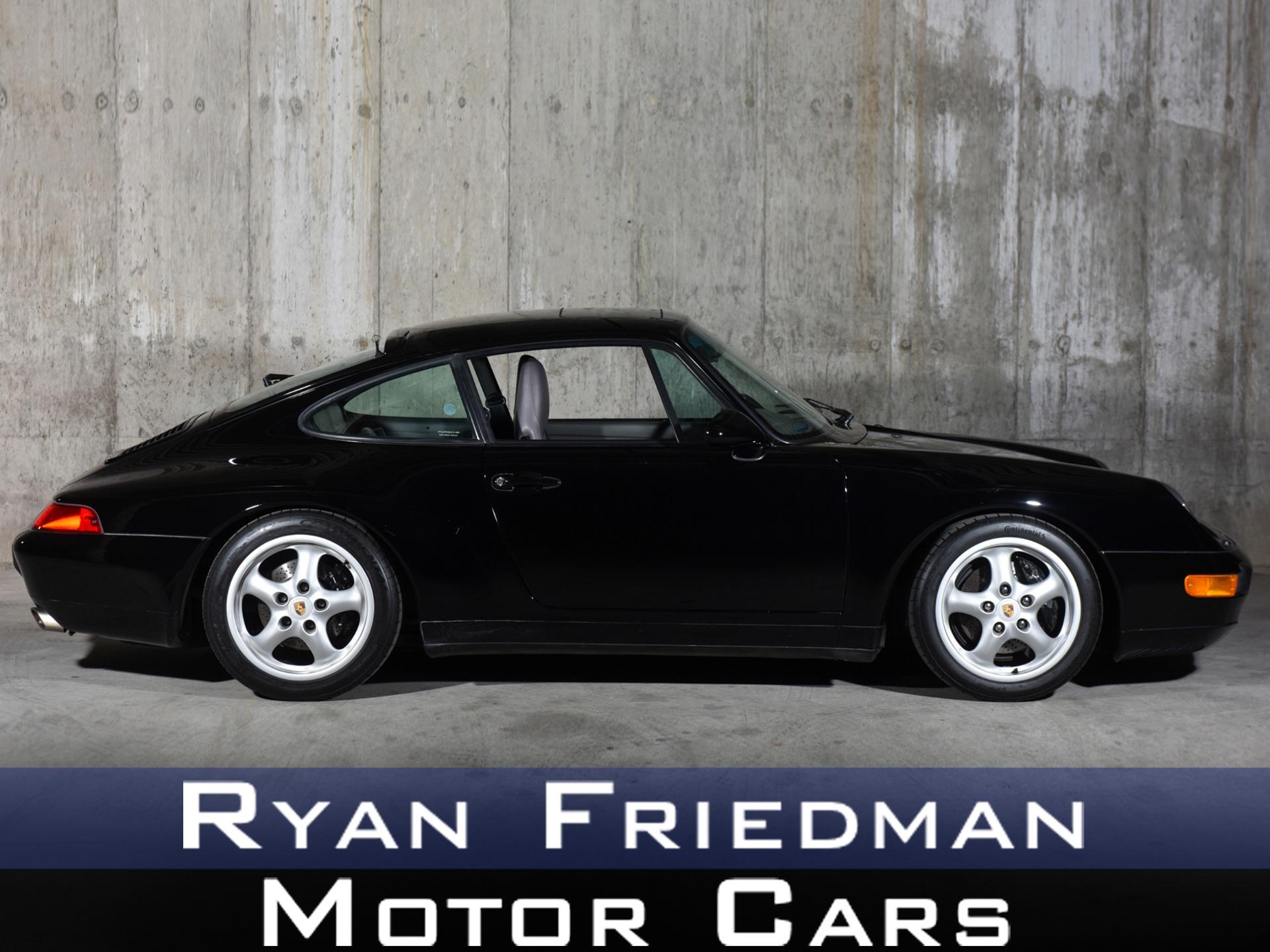 Used 1996 Porsche 911 Carrera 4   Glen Cove, NY