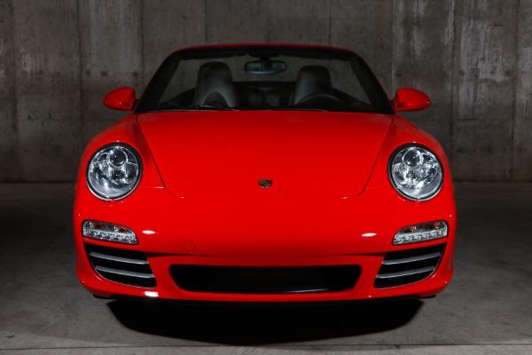 Used 2009 Porsche 911 Carrera 4S Cabriolet | Glen Cove, NY
