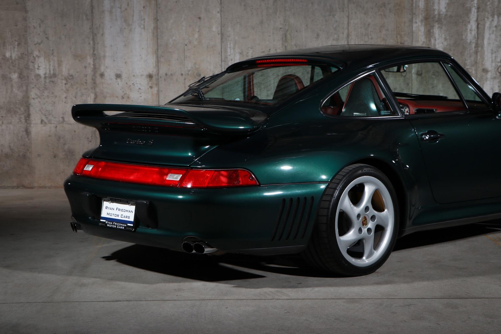 Used 1997 Porsche 911 Turbo   Glen Cove, NY