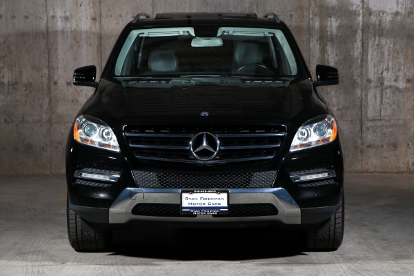 Used 2012 Mercedes-Benz M-Class ML 350   Glen Cove, NY