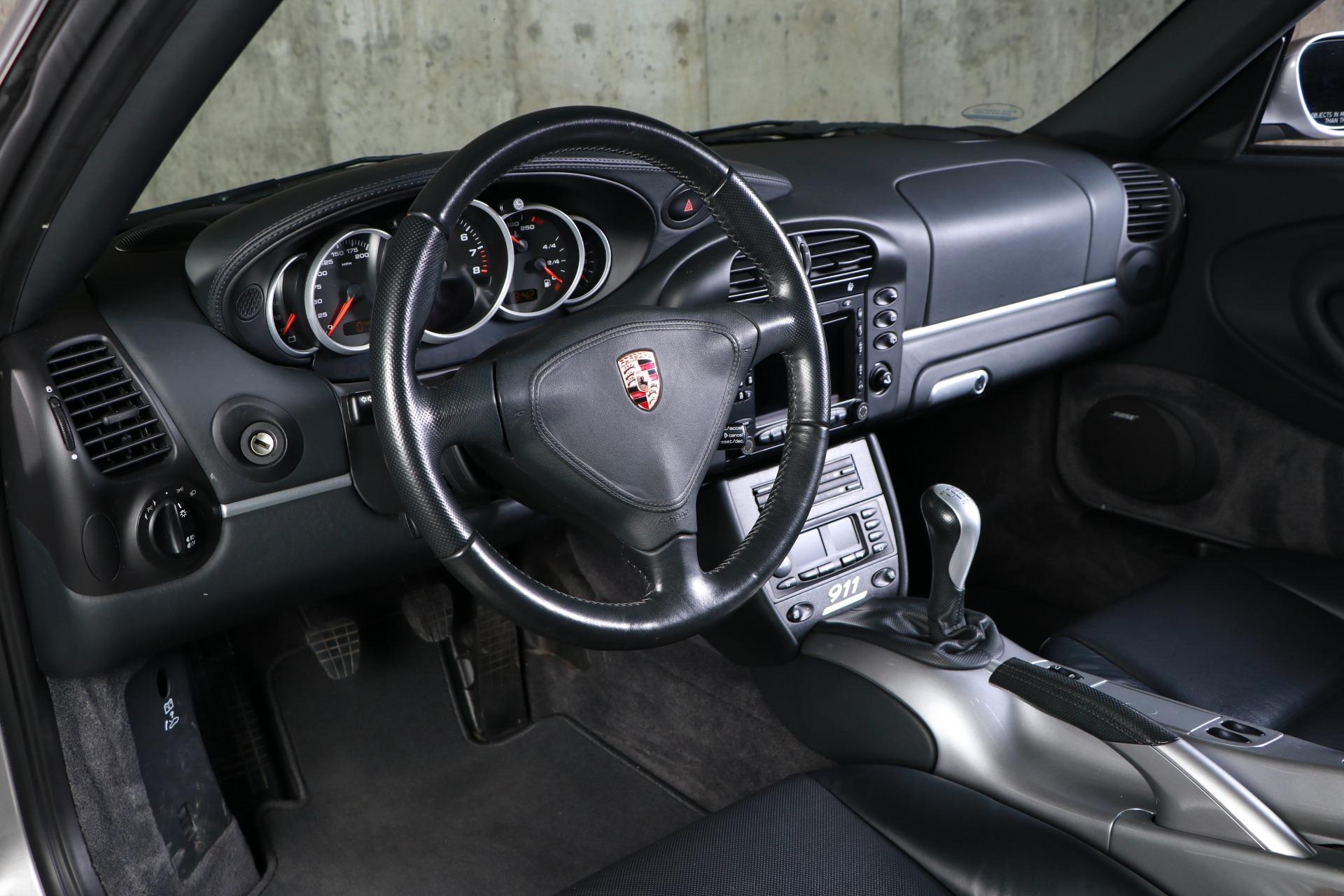 Used 2004 Porsche 911 Carrera 40th Anniversary Edition | Glen Cove, NY