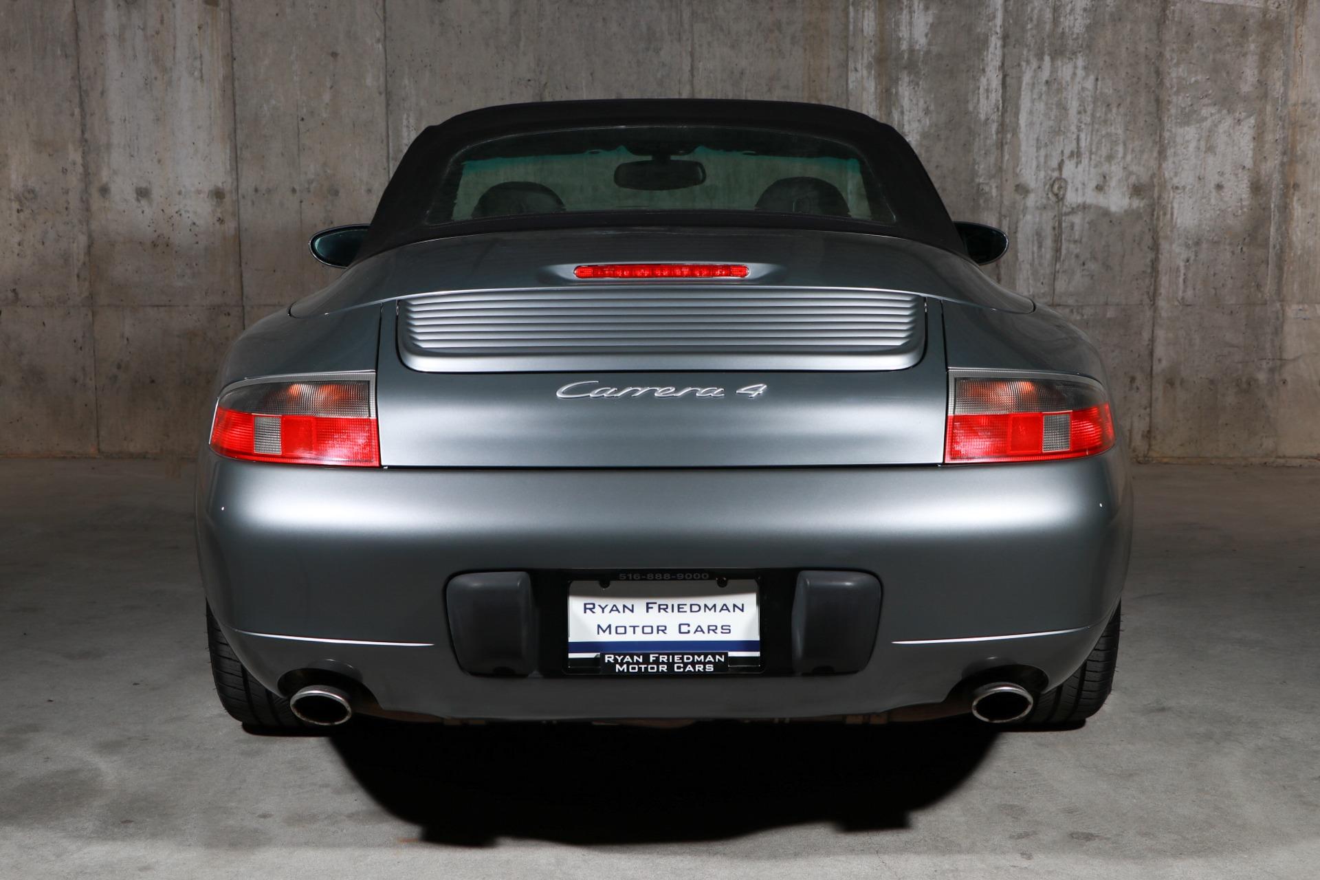Used 2001 Porsche 911 Carrera 4 | Glen Cove, NY