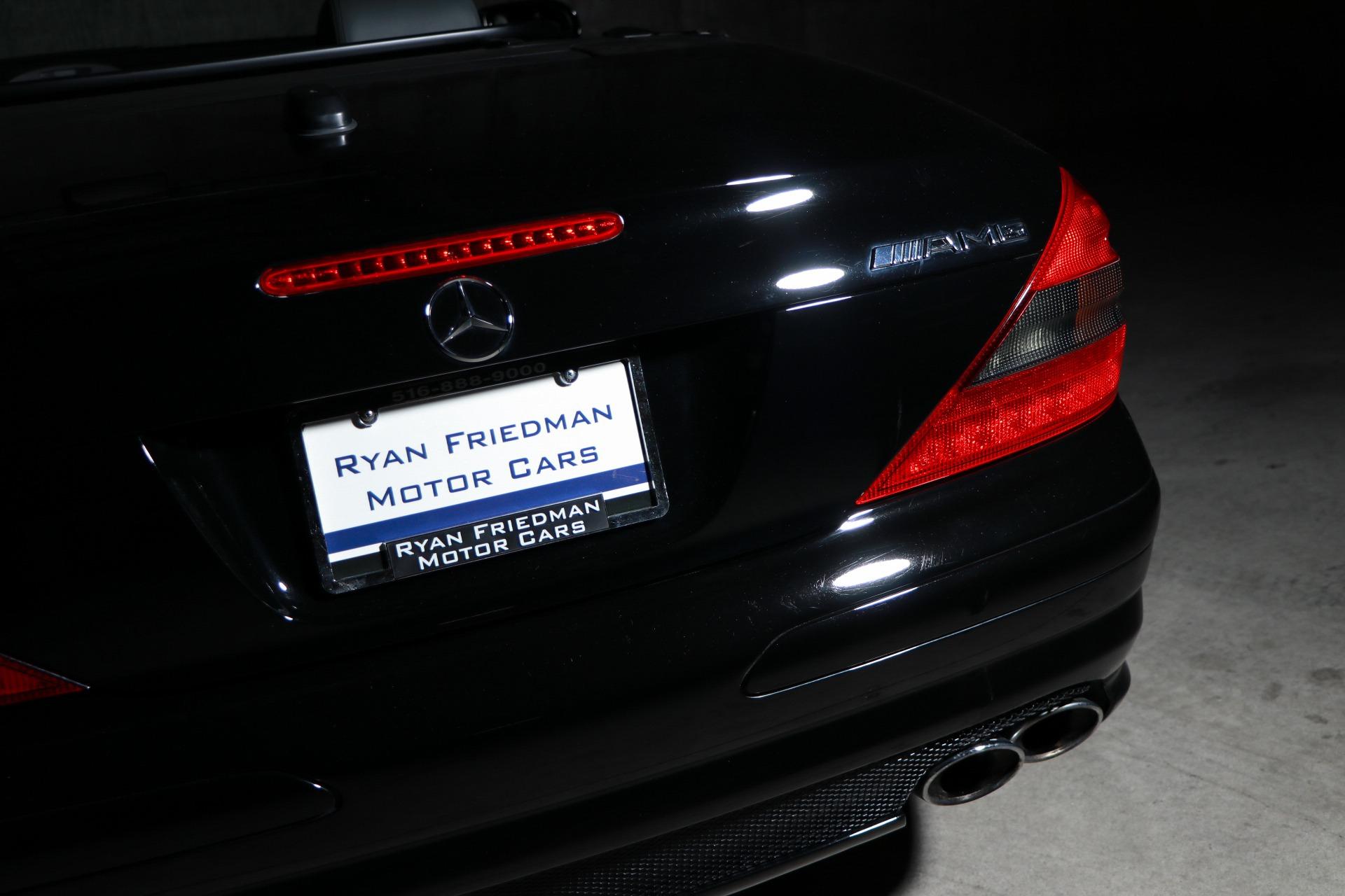 Used 2004 Mercedes-Benz SL-Class SL 55 AMG | Glen Cove, NY