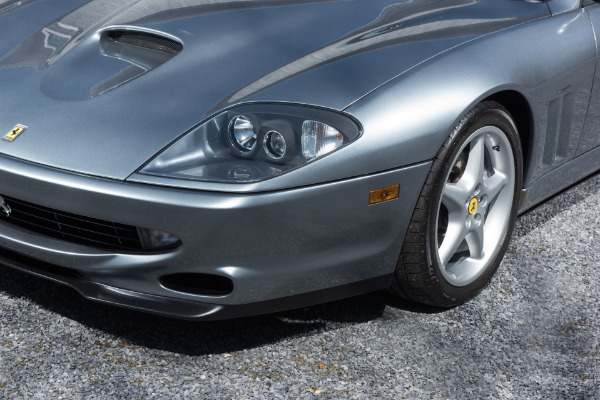 Used 2001 Ferrari 550 Maranello | Valley Stream, NY