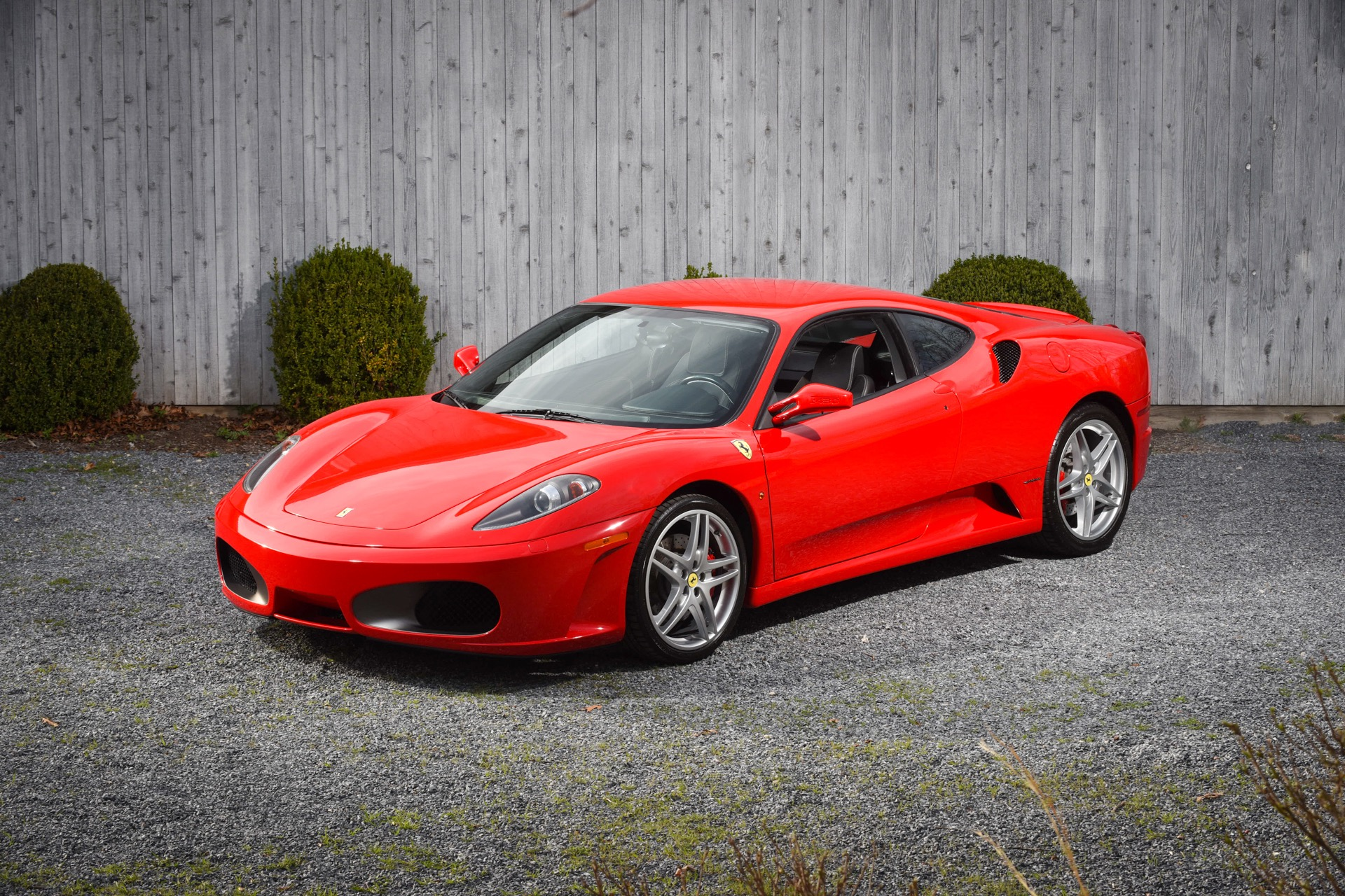 2005 Ferrari F430 Coupe 6 Speed Manual Stock 9 For Sale Near Glen Cove Ny Ny Ferrari Dealer