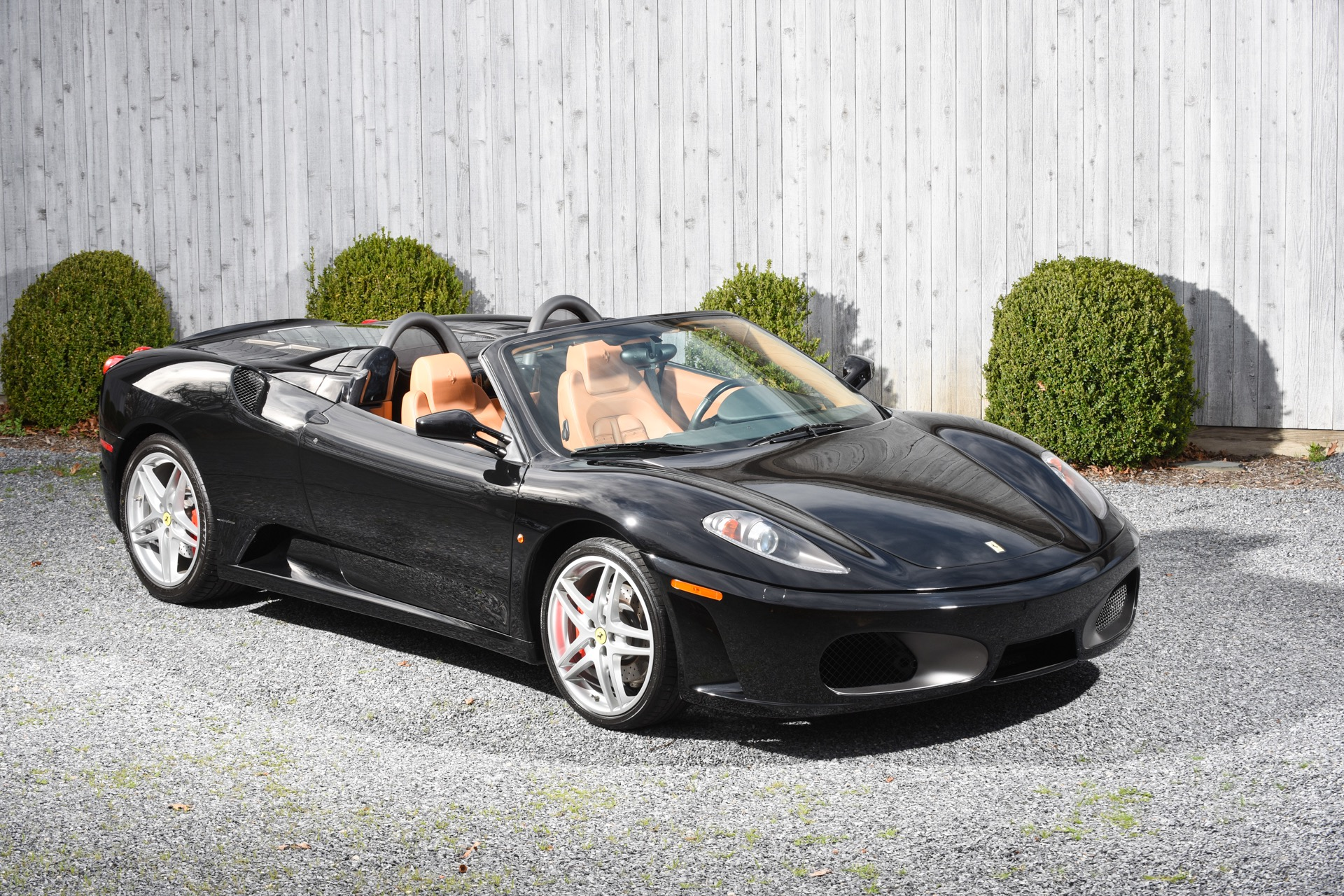 2006 ferrari f430 spider stock 11 for sale near valley. Black Bedroom Furniture Sets. Home Design Ideas