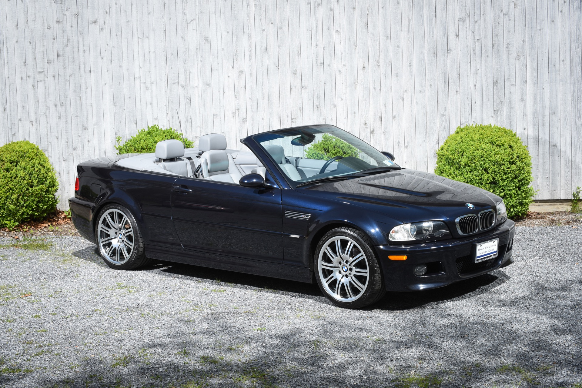 Used 2002 BMW M3 CONVERTIBLE 6-SPEED MANUAL | Valley Stream, NY