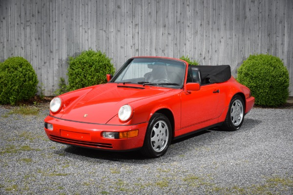 Used 1990 Porsche 911 Carrera Carrera | Valley Stream, NY
