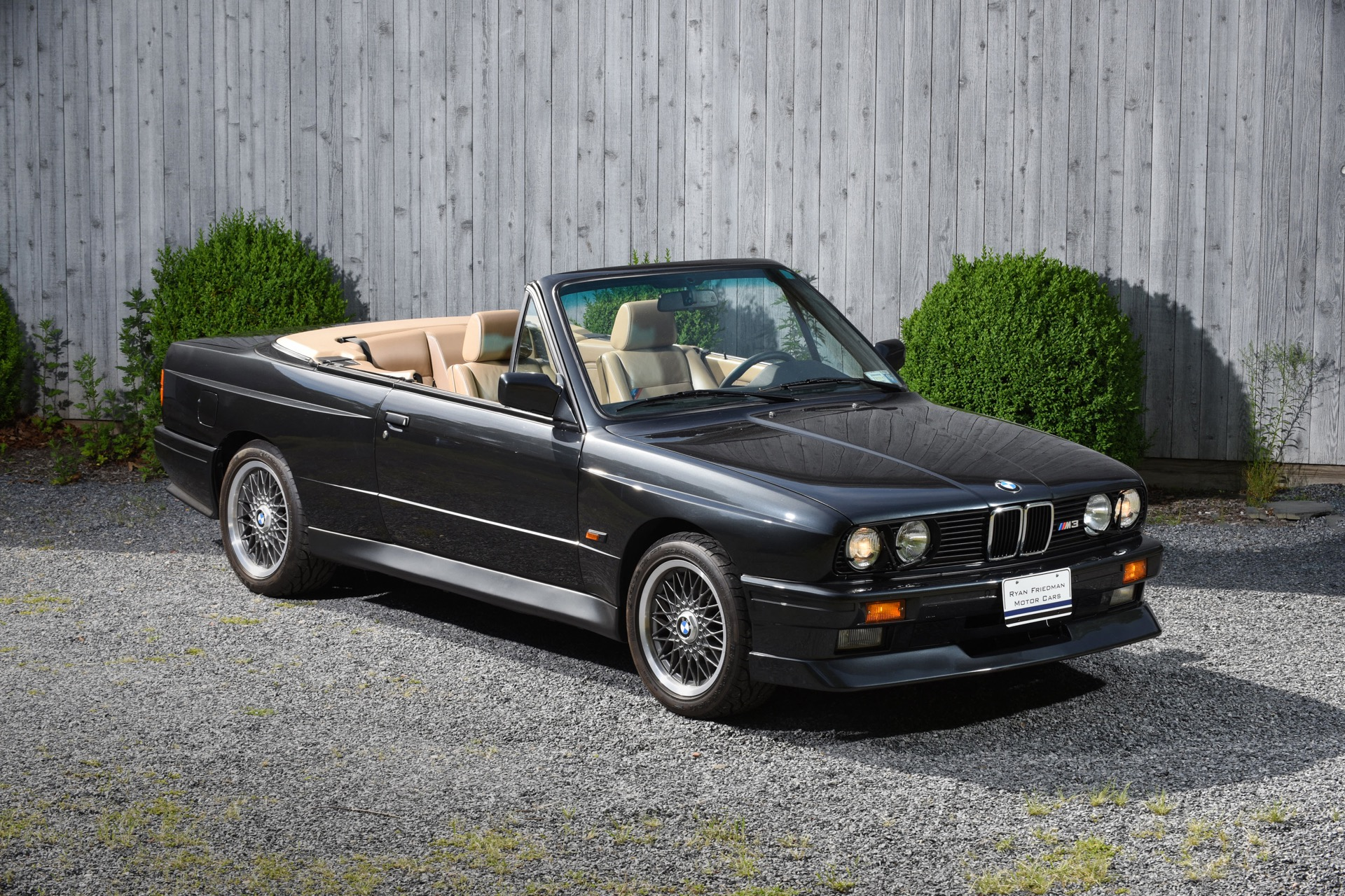 1989 BMW M3 Convertible Stock # 114C for sale near Valley Stream, NY ...
