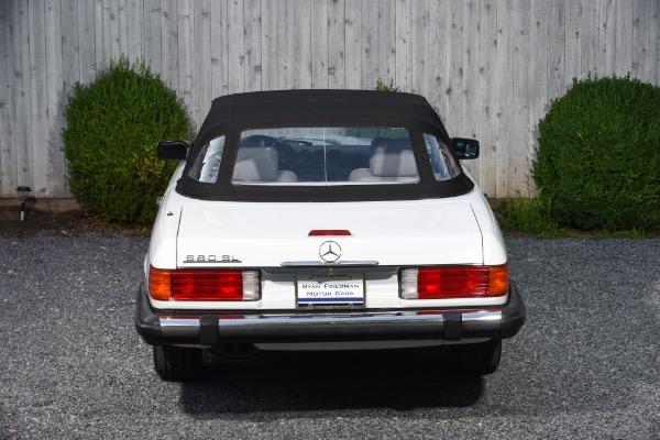 Used 1989 Mercedes-Benz  560 SL | Valley Stream, NY
