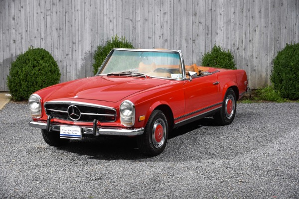 Used 1969 Mercedes-Benz 280SL  | Valley Stream, NY