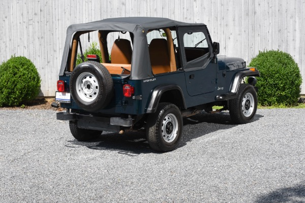 Used 1995 Jeep Wrangler Rio Grande | Valley Stream, NY