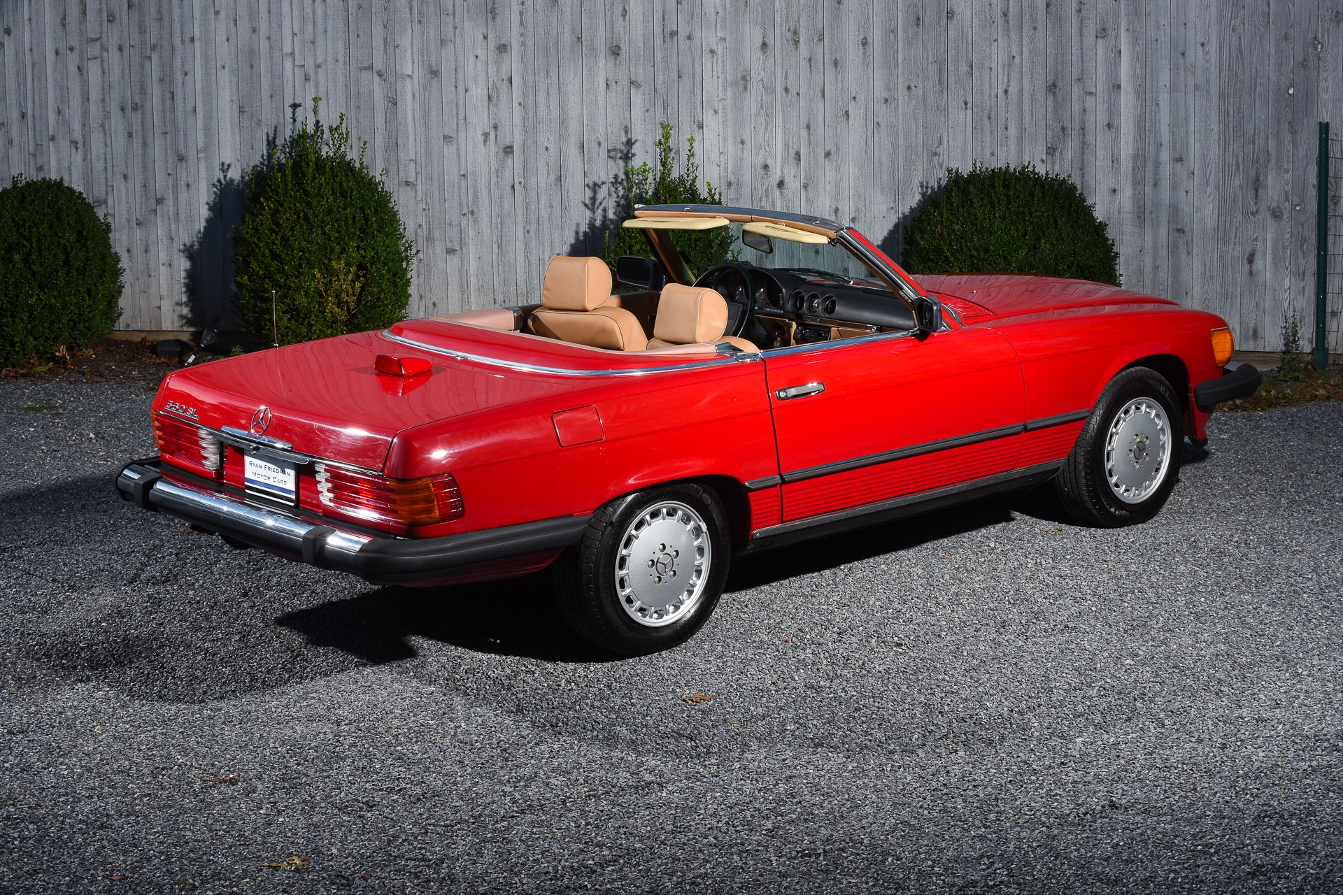 Used 1987 Mercedes-Benz 560SL  | Valley Stream, NY