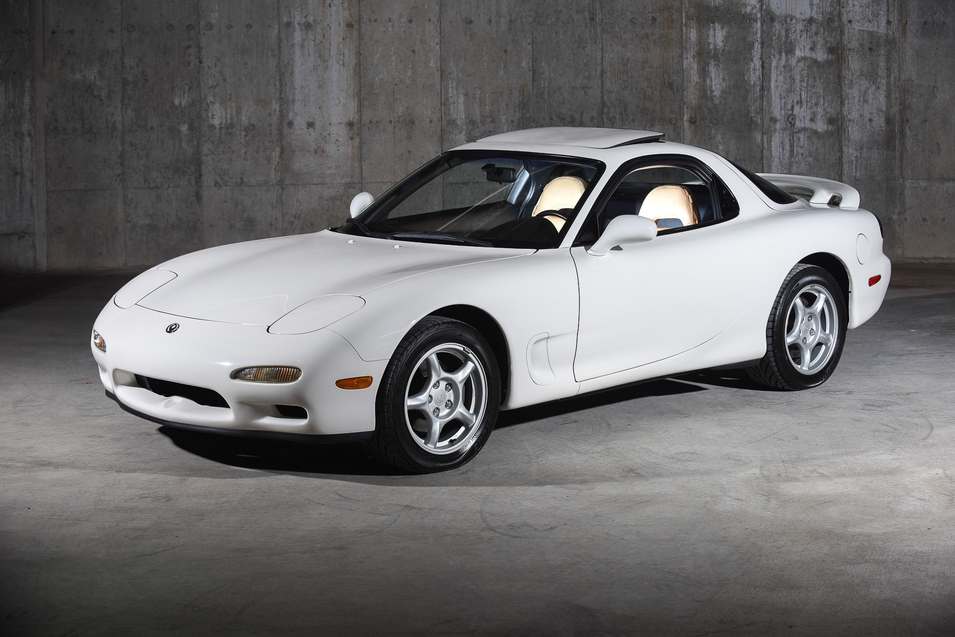 1994 mazda rx 7 turbo stock 75 for sale near valley. Black Bedroom Furniture Sets. Home Design Ideas