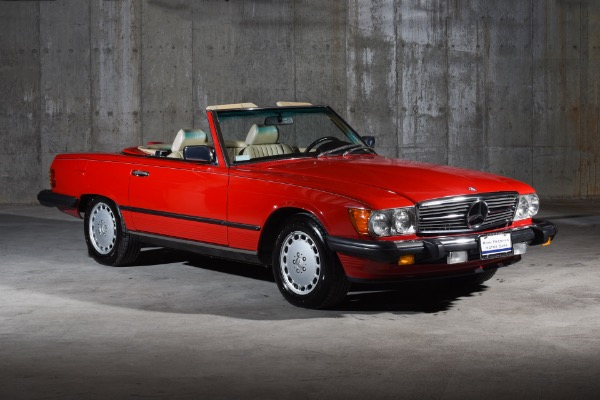 Used 1987 Mercedes-Benz 560-Class 560 SL | Valley Stream, NY