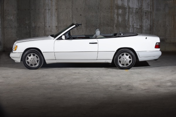 Used 1995 Mercedes-Benz E-Class E 320 Convertible | Valley Stream, NY