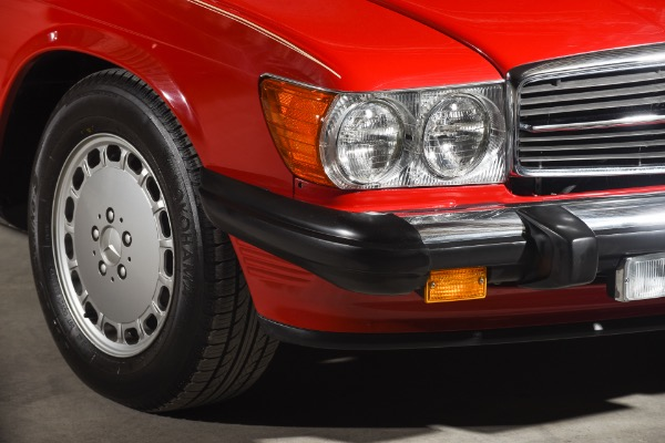 Used 1989 Mercedes-Benz 560-Class 560 SL | Valley Stream, NY