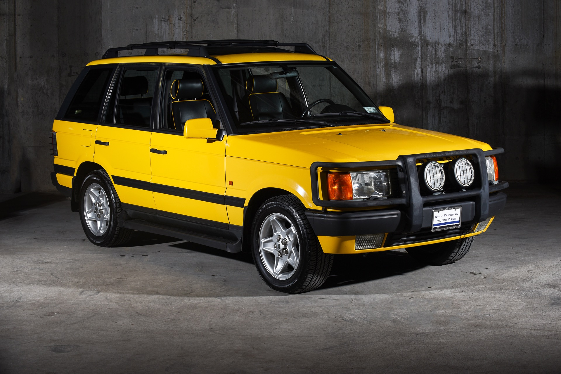 1997 Land Rover Range Rover HSE Stock 96 C for sale near Valley