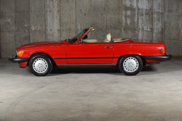 Used 1988 Mercedes-Benz 560-Class 560 SL | Valley Stream, NY