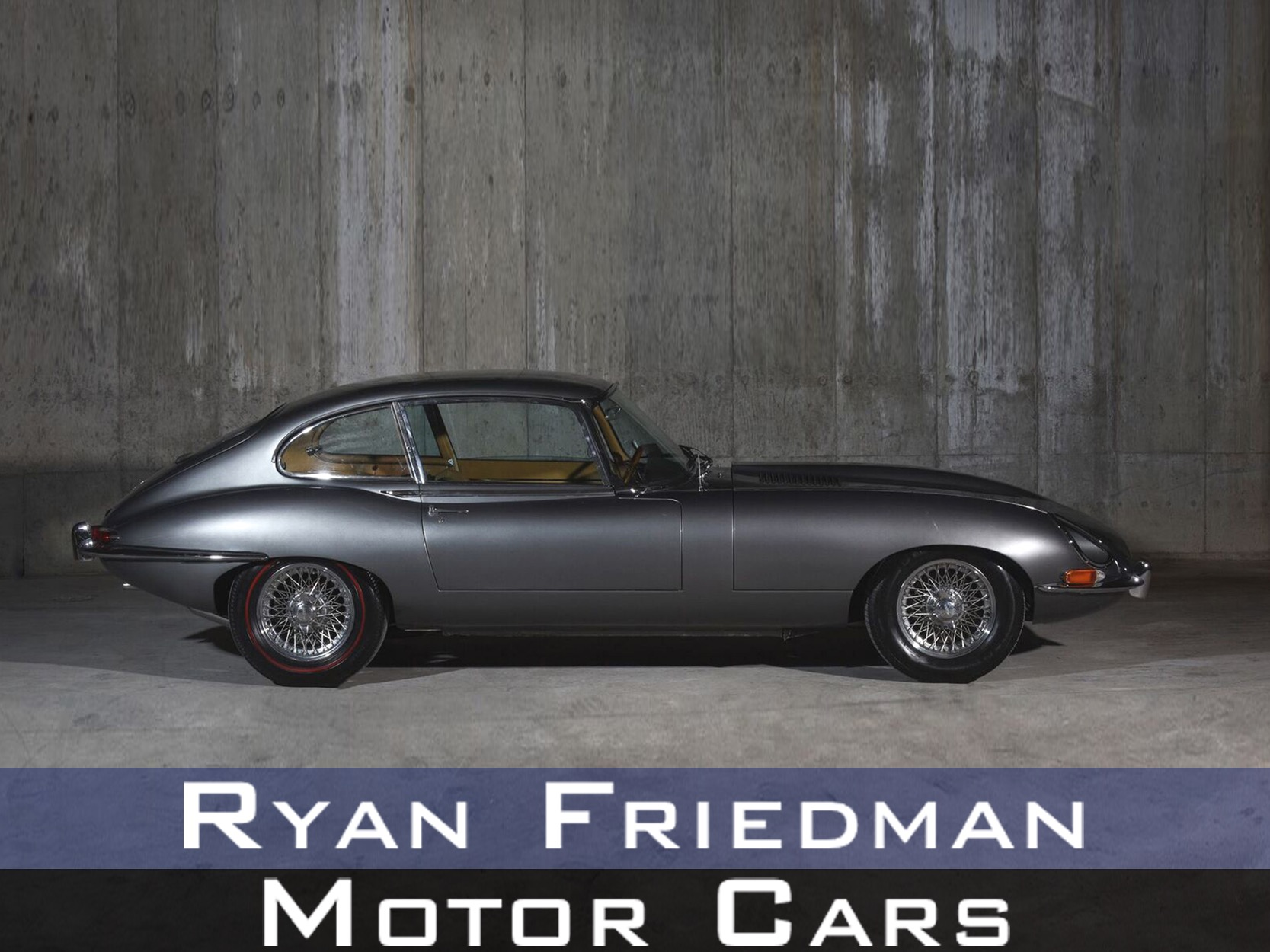 Used 1967 Jaguar XKE 2+2  | Valley Stream, NY