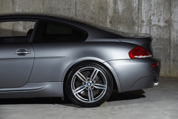 bmw m6 manual for sale