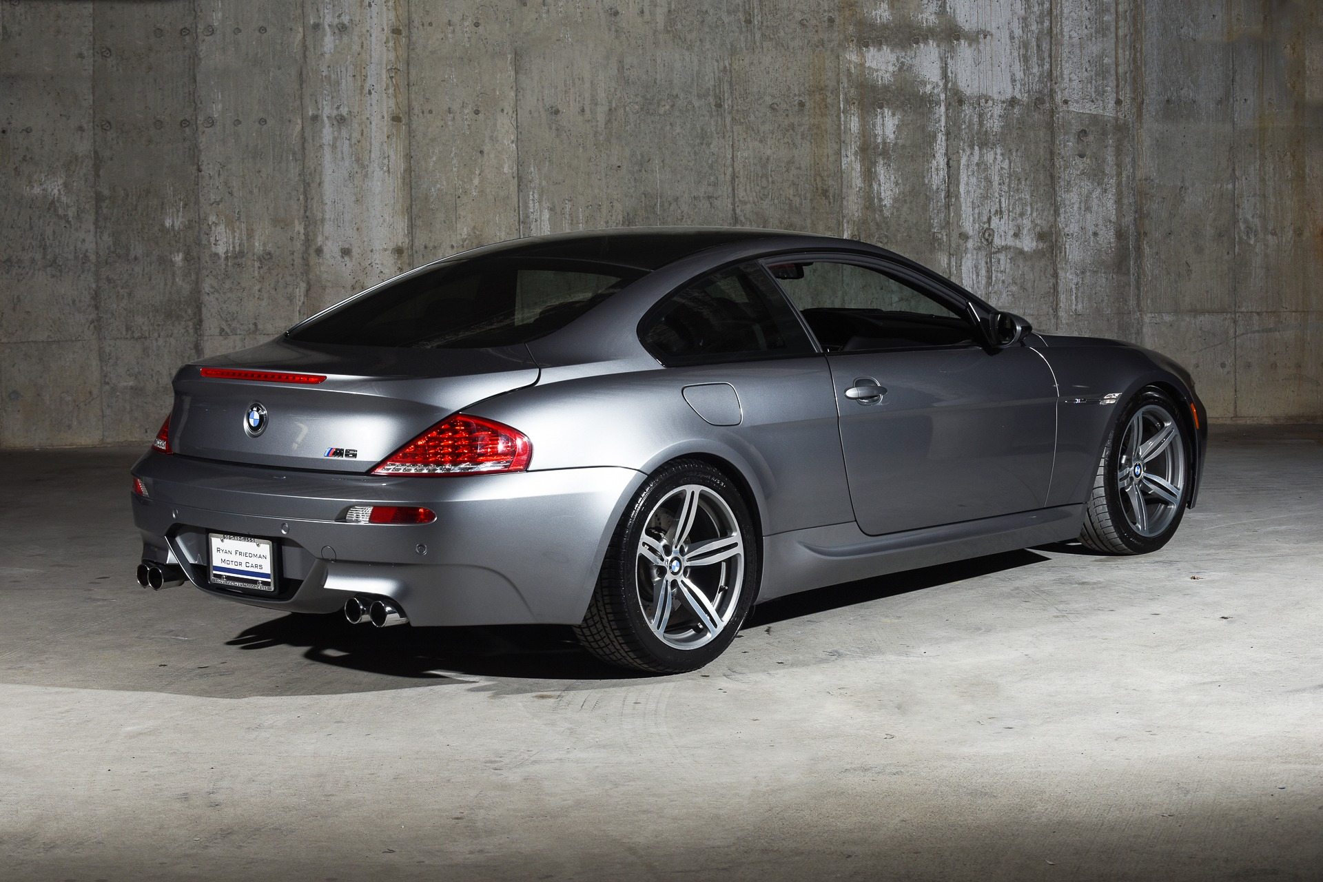bmw m6 6 speed manual for sale
