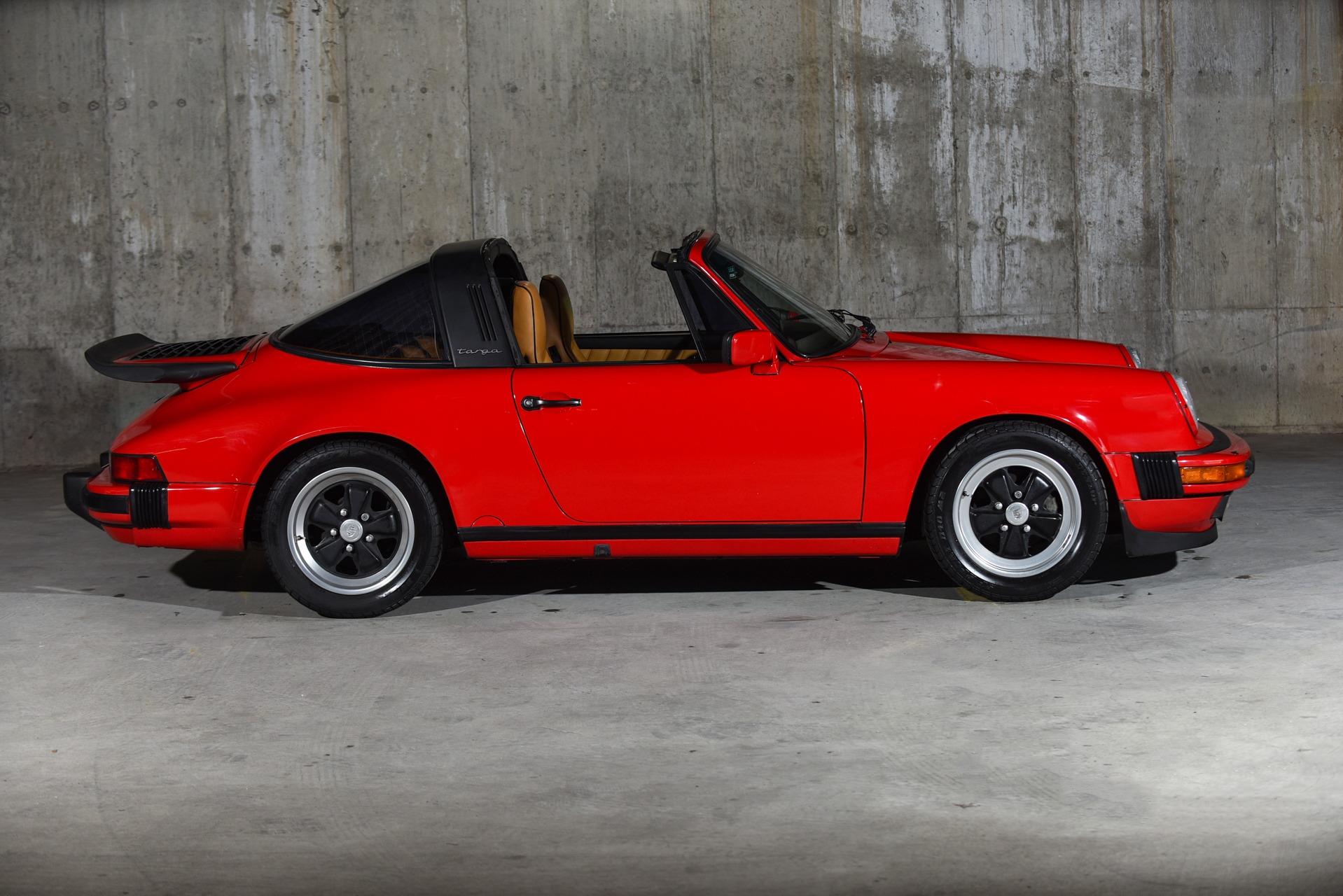 1988 Porsche 911 >> 1988 Porsche 911 Targa Carrera Stock 118 For Sale Near Valley