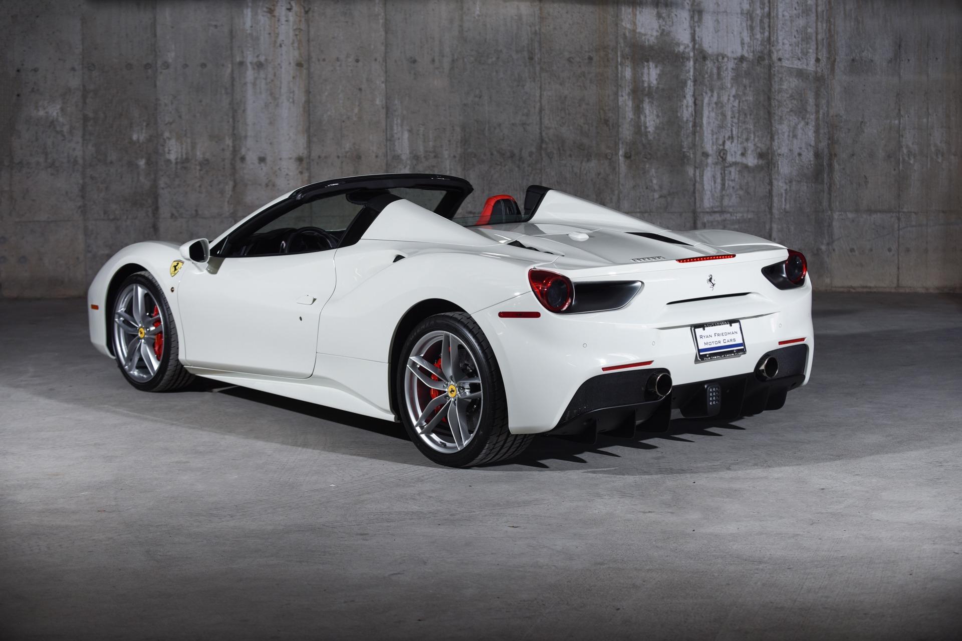 2018 Ferrari 488 Spider Stock 132c For Sale Near Valley Stream Ny Ny Ferrari Dealer