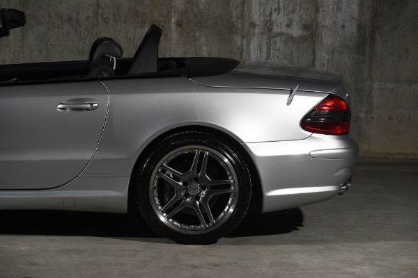 Used 2003 Mercedes-Benz SL-Class SL 55 AMG | Valley Stream, NY