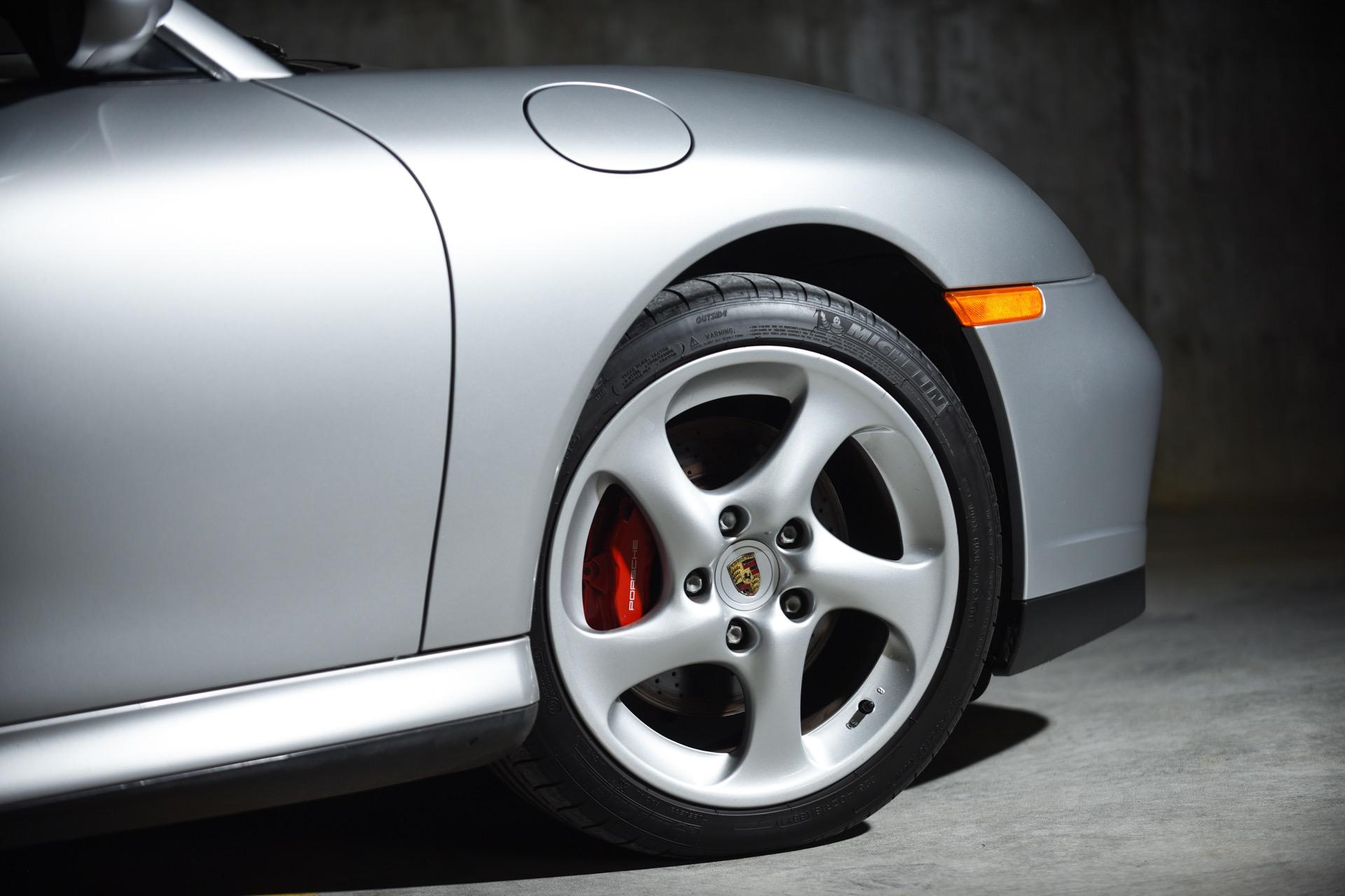 Used 2004 Porsche 911 Carrera 4S   Valley Stream, NY