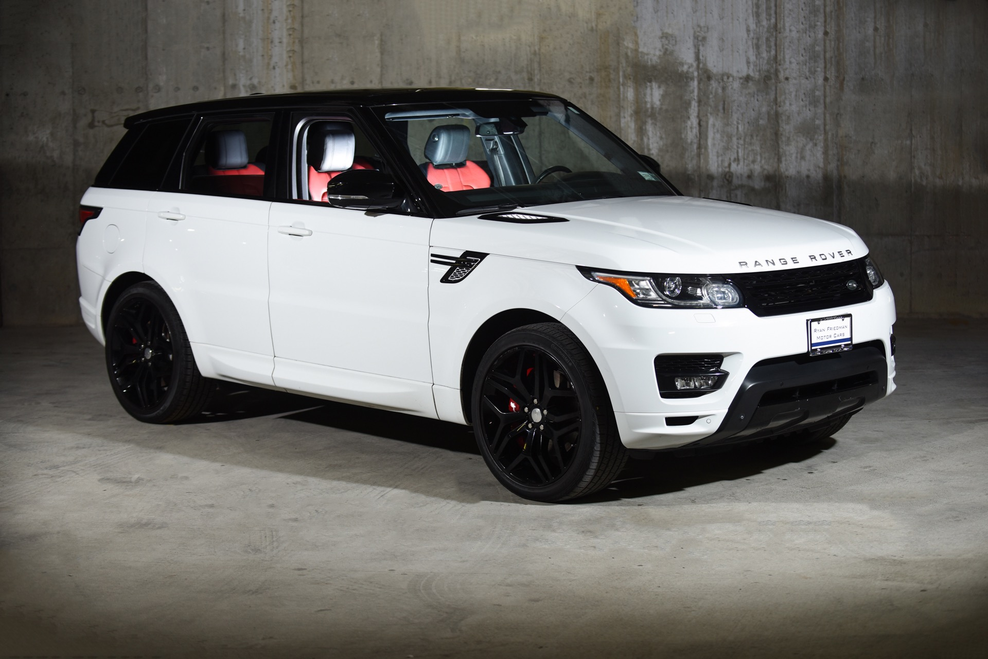 2014 land rover range rover sport autobiography stock 149c for sale near valley stream ny. Black Bedroom Furniture Sets. Home Design Ideas