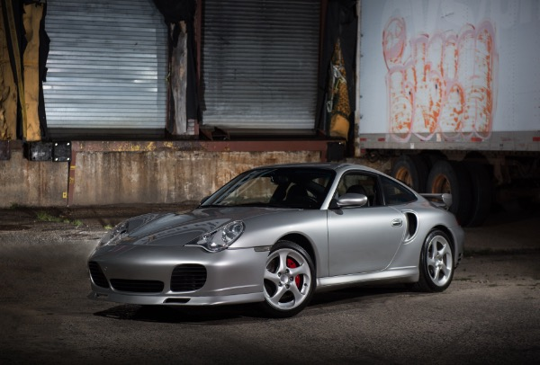 2002 Porsche 911 X50 Aero Kit Turbo Stock 153 For Sale Near Valley