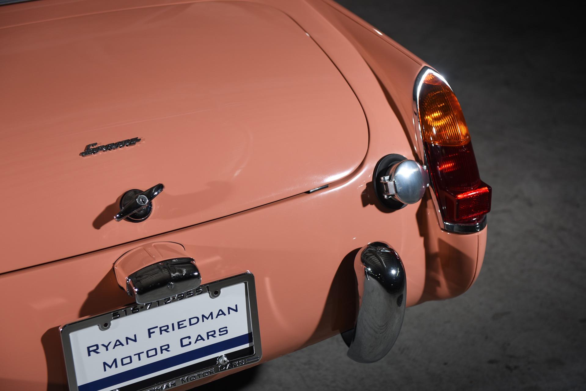 Used 1963 Austin-Healy Sprite MK II Sprite | Valley Stream, NY