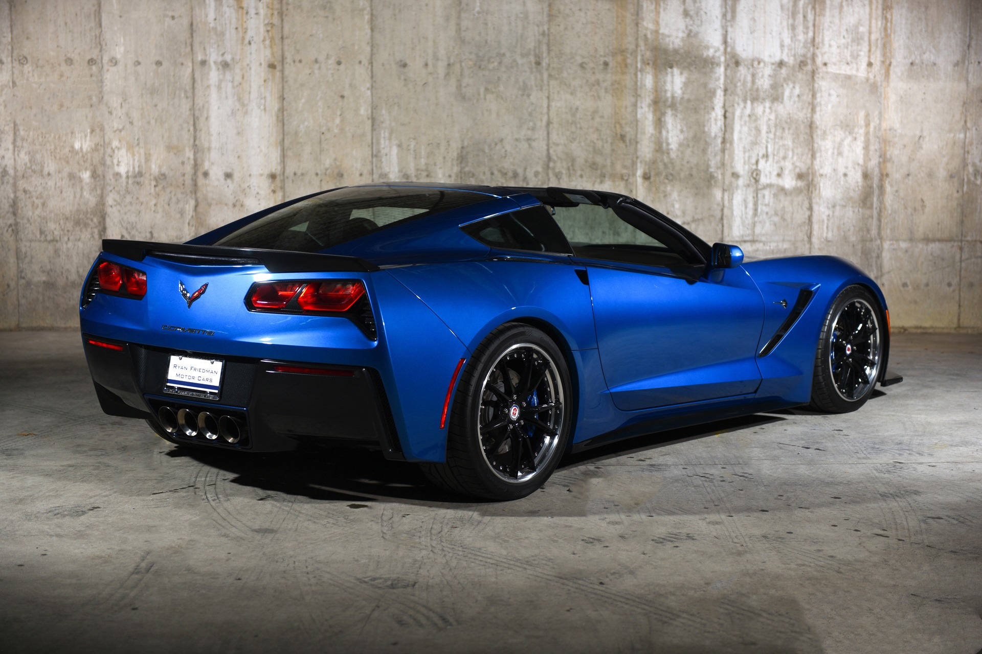 Used 2014 Chevrolet Corvette Stingray Z51 Procharger | Valley Stream, NY