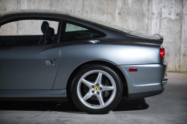 Used 2001 Ferrari 550 Maranello | Valley Stream, NY