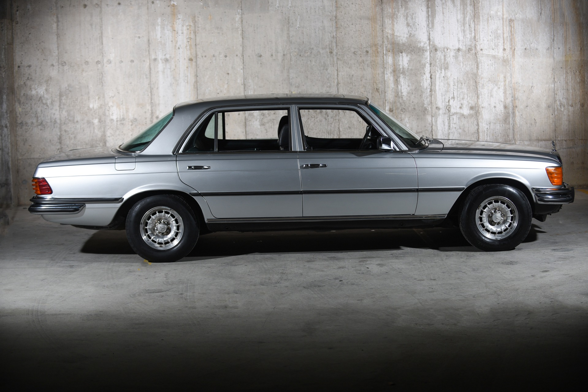 1978 Mercedes 450 SEL Euro Spec 6 9 Stock # 165C for sale