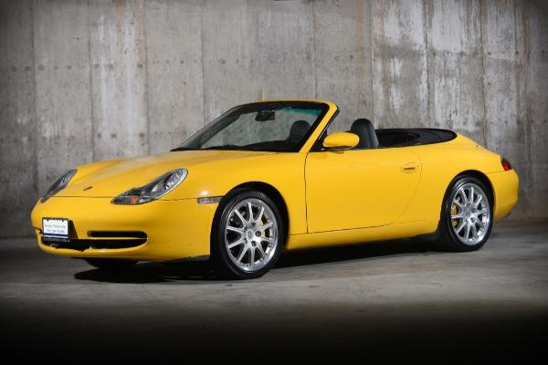 Used 2001 Porsche 911 Carrera | Glen Cove, NY