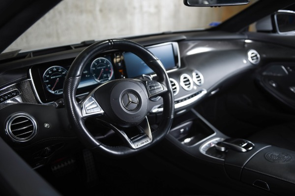 Used 2017 Mercedes-Benz S-Class AMG S 63 | Valley Stream, NY