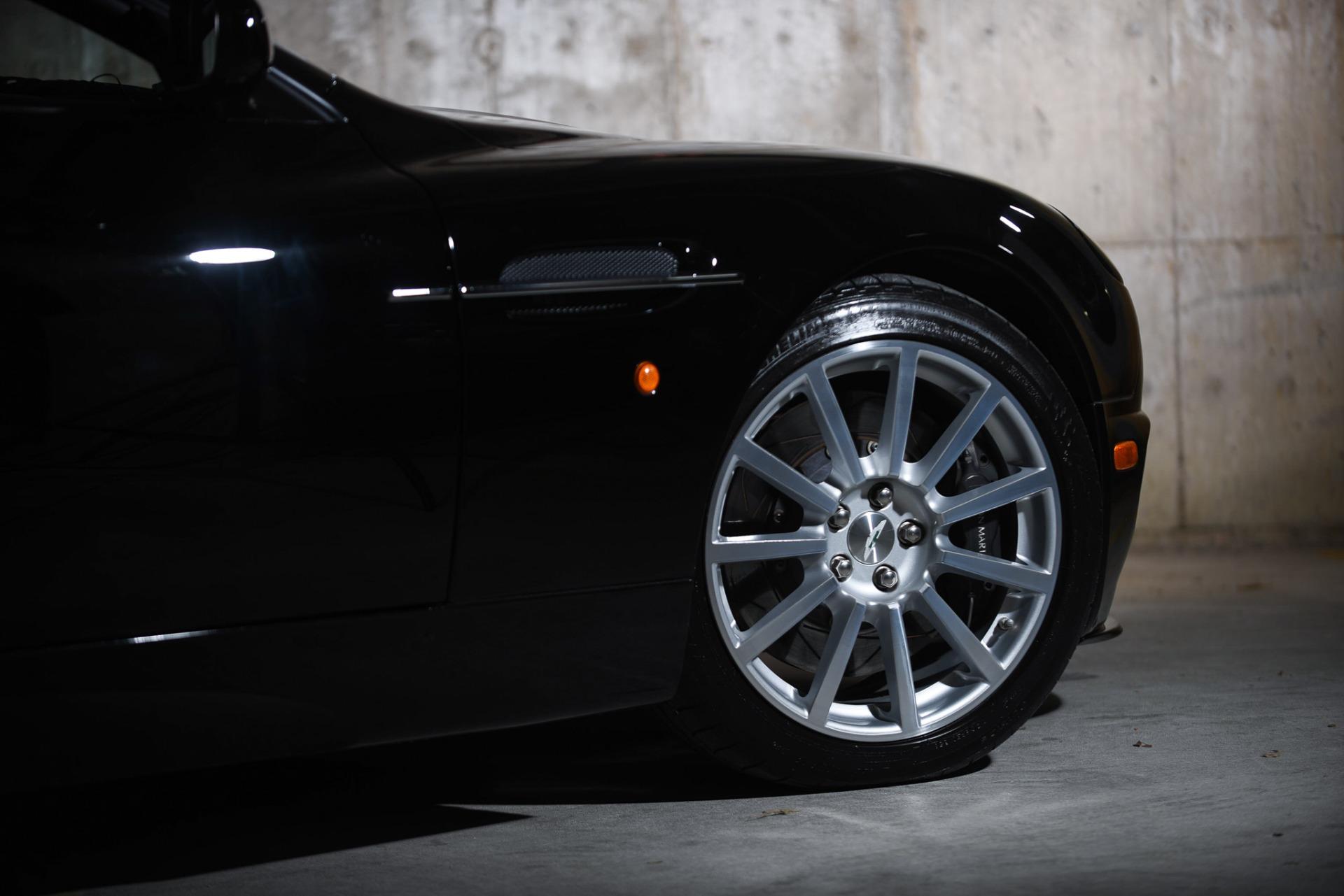 Used 2005 Aston Martin V12 Vanquish S | Valley Stream, NY