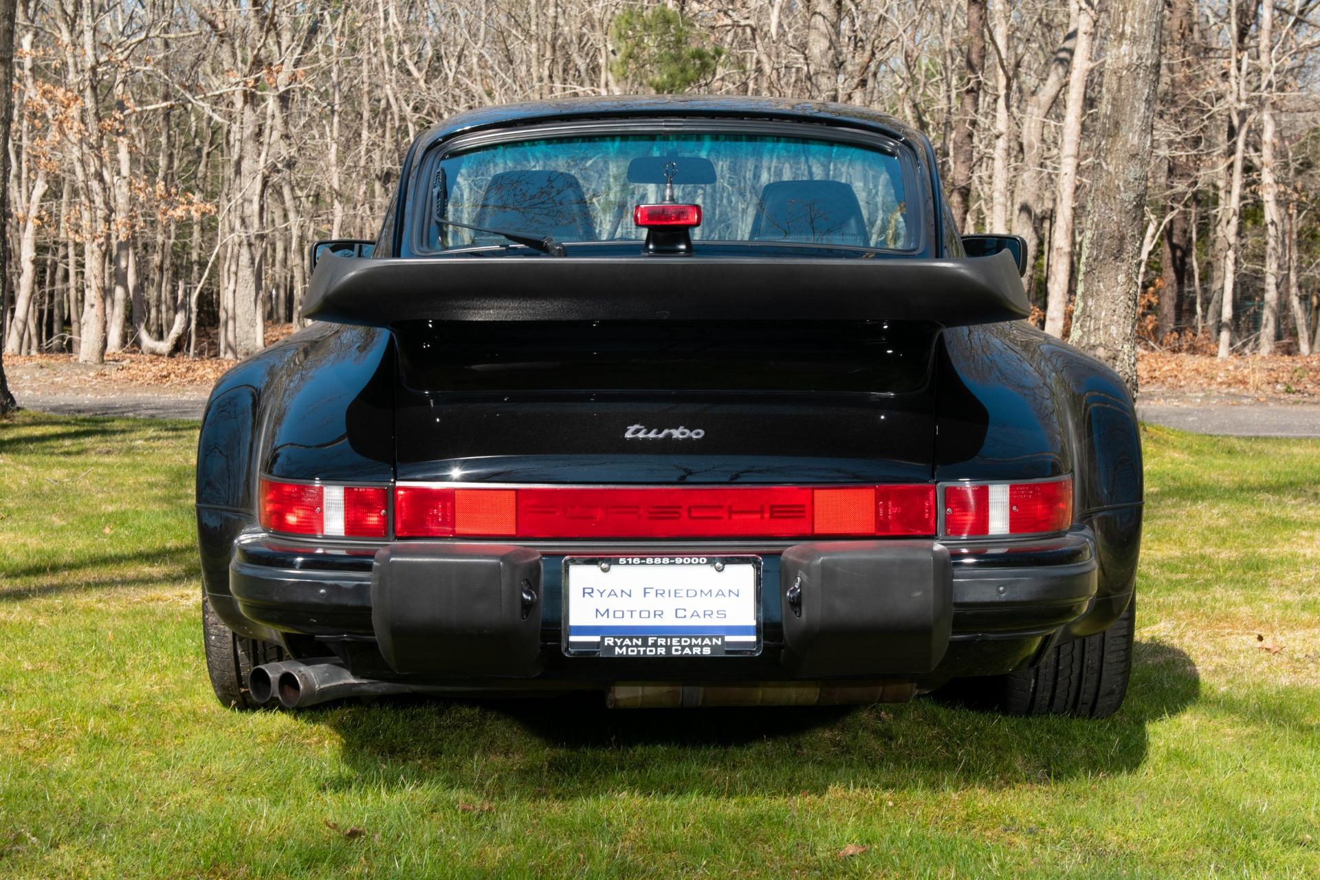 Used 1987 Porsche 911 Carrera Turbo | Valley Stream, NY