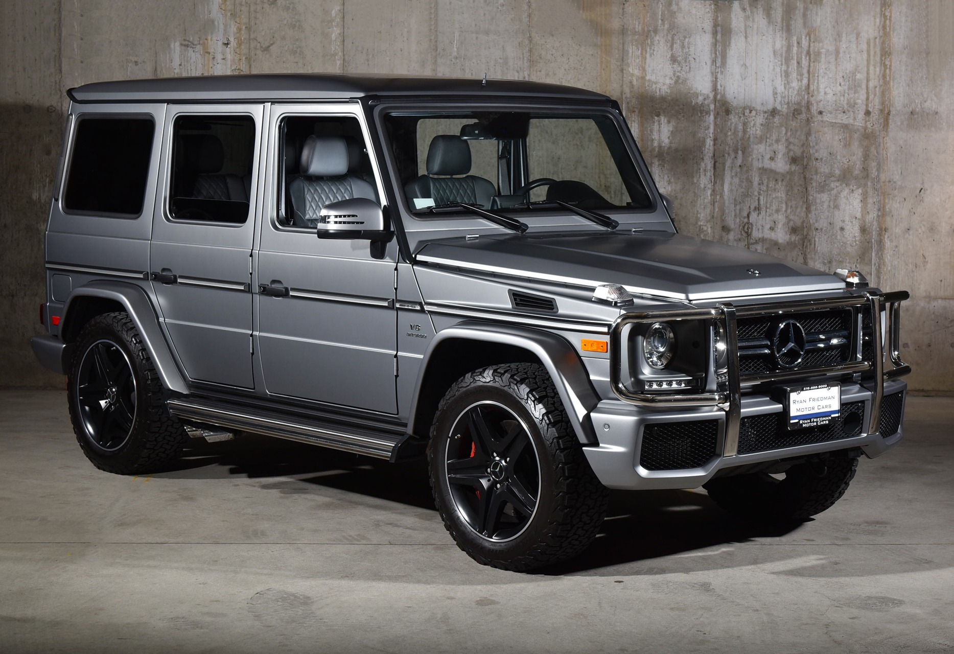 Used 2015 Mercedes-Benz G-Class G 63 AMG   Glen Cove, NY