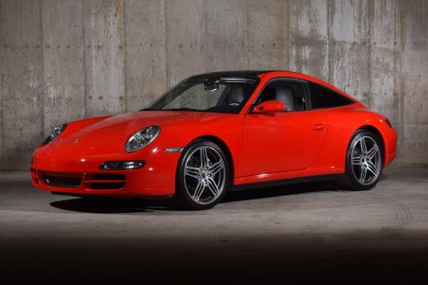 Used 2007 Porsche 911 Targa 4 | Valley Stream, NY