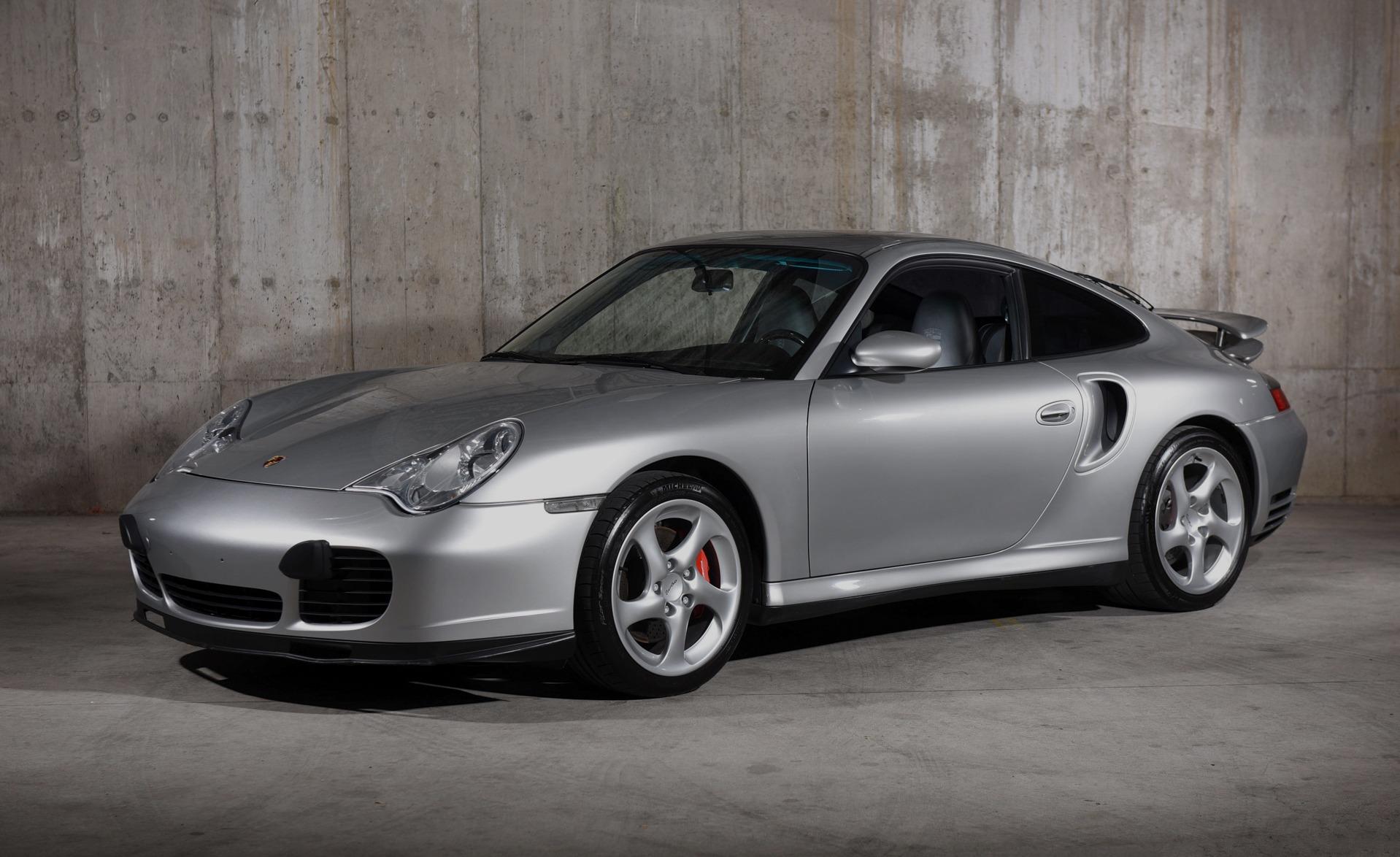 Used 2001 Porsche 911 Turbo | Valley Stream, NY