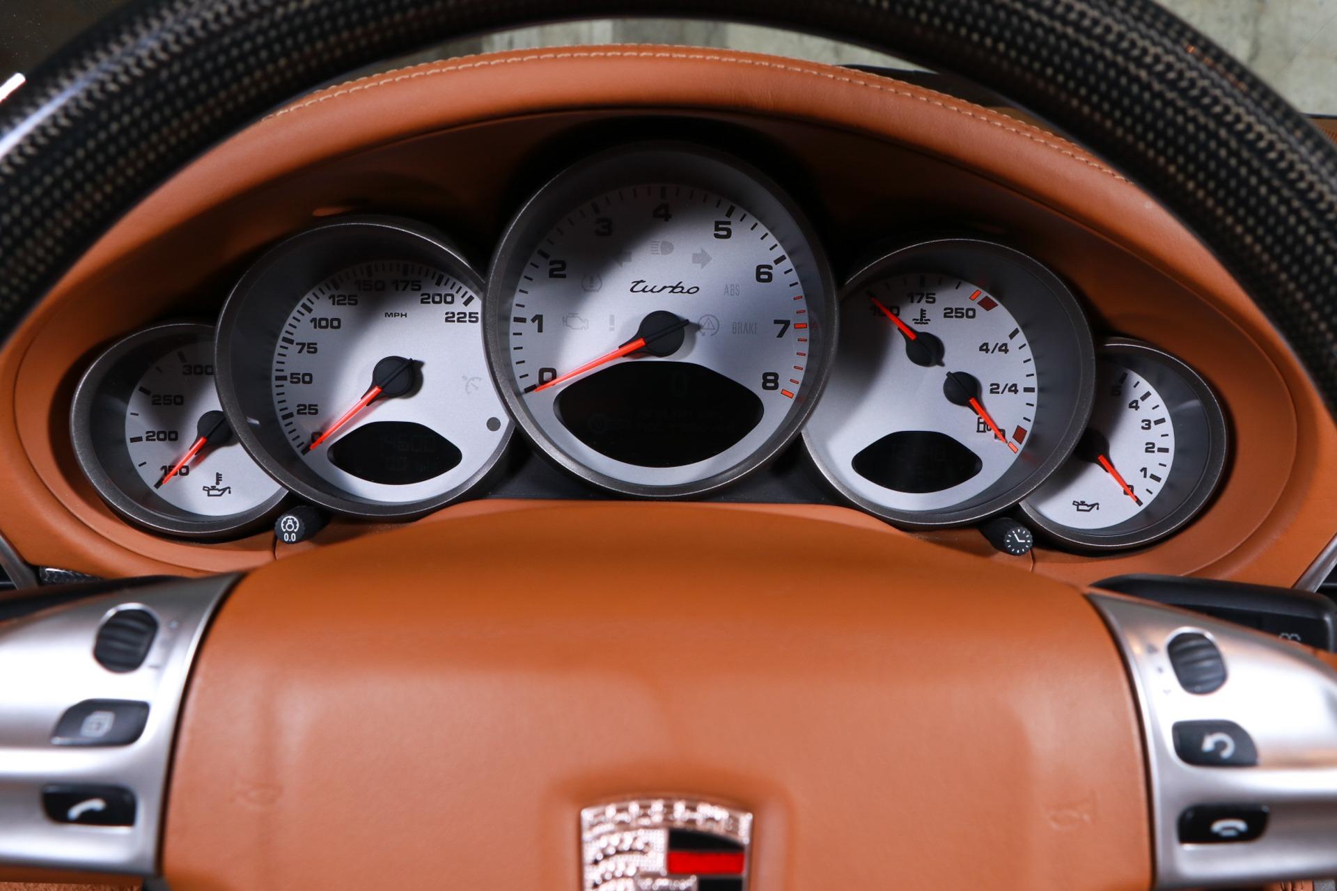 Used 2008 Porsche 911 Turbo Cabriolet | Glen Cove, NY