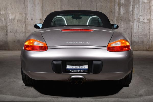 Used 2001 Porsche Boxster S   Valley Stream, NY
