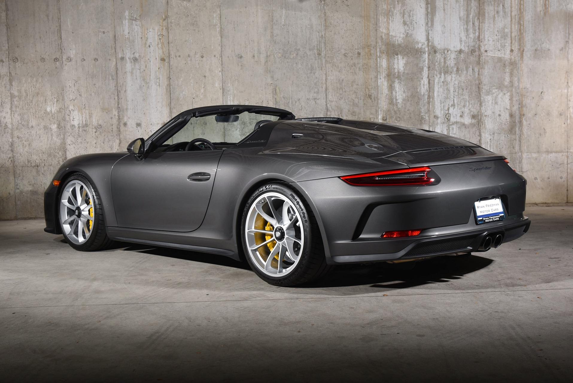 Used 2019 Porsche 911 Speedster   Valley Stream, NY