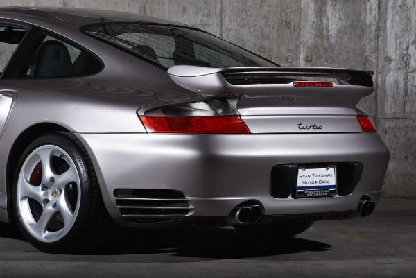 Used 2002 Porsche 911 Turbo   Valley Stream, NY