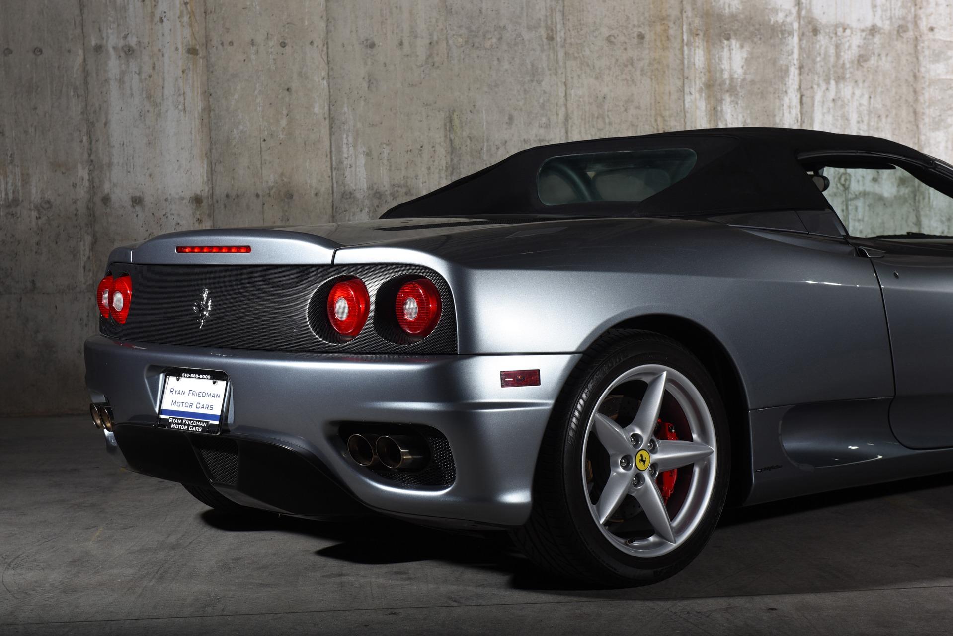Used 2003 Ferrari 360 Spider    Glen Cove, NY